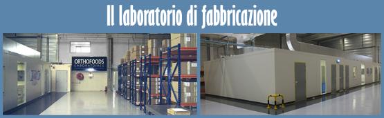 Il laboratorio di fabbricazione